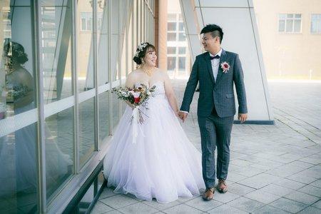 婚禮紀錄 - 南科總理大飯店