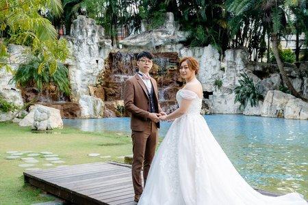 婚禮紀錄 - 台南桂田中信酒店