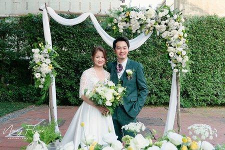 Wedding / Xire+Sherry戶外婚禮