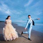 BLUEBAY蔚藍海岸婚紗攝影,蔚藍海岸老品牌新形象,超完美團隊