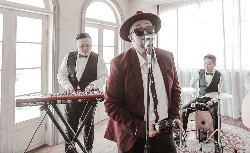 質感婚禮樂團3人組作品