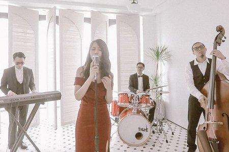 質感婚禮樂團4人組