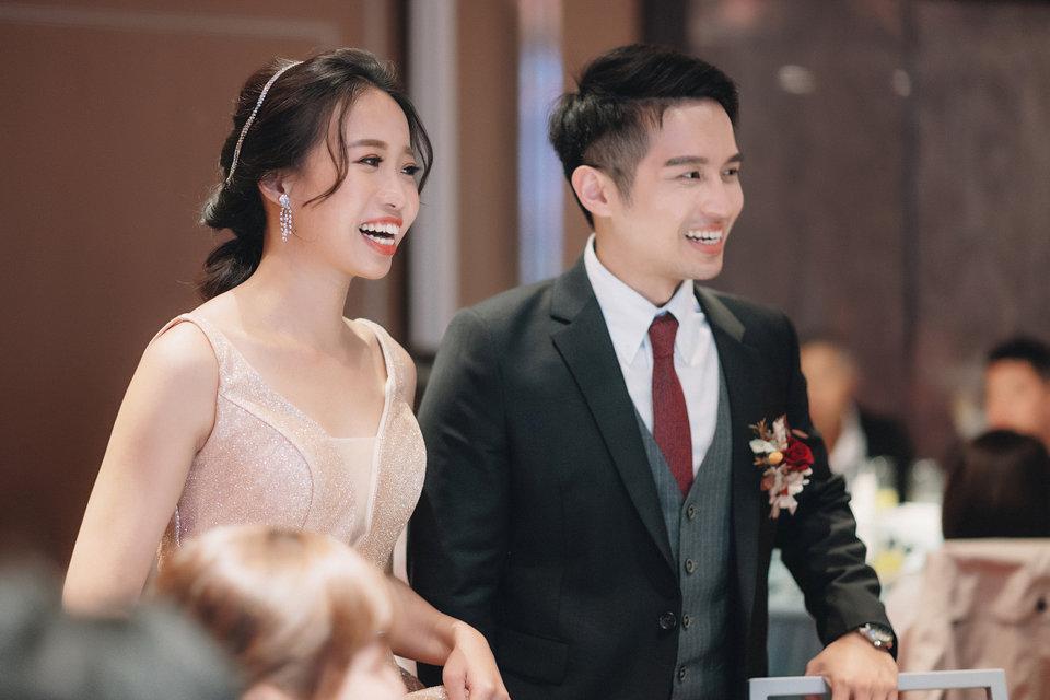 楓凌小徑-SeanLin 婚禮婚紗攝影,很有溫度、很有臨場感的照片