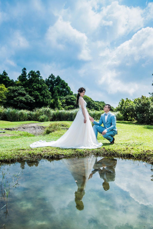 台北法國巴黎婚紗,值得推薦高效率高質感婚紗照