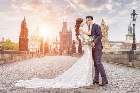 海外婚紗-捷克布拉格婚紗