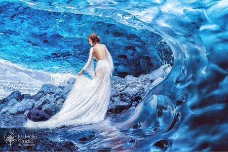 海外婚紗-冰島婚紗