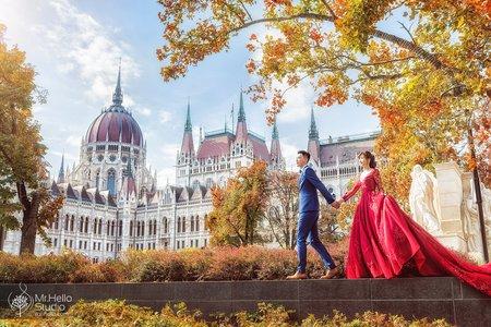 海外婚紗-匈牙利布達佩斯婚紗