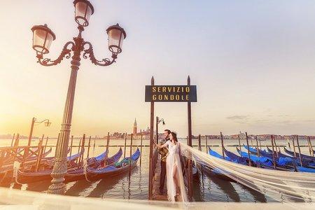 海外婚紗-義大利婚紗