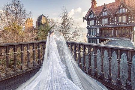 南投老英格蘭婚紗