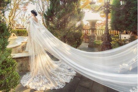 台灣婚紗-南投老英格蘭婚紗