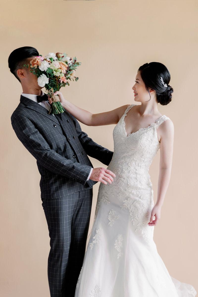 買4萬6贈4萬1   婚紗拍攝+宴客禮服作品