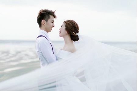棒球婚紗/韓式浪漫/俏皮自然