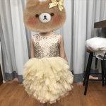 幸福感婚紗攝影工作室,棉花糖帶花童來了
