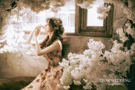 士林婚紗 | 棚拍婚紗推薦 | 伊頓自助婚紗