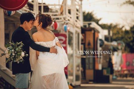 婚紗攝影風格推薦💛-台北拍婚紗-伊頓自助婚紗