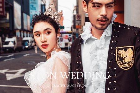 台北美式婚紗 | 西門町 | 士林婚紗