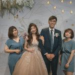 彭園婚宴會館-八德館,疫情影響了婚宴?