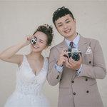 華納婚紗-台中婚紗,拍了還想再拍一次的婚紗照