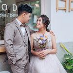 綿谷結婚式-台中店,輕鬆且舒適的婚紗拍攝