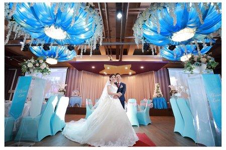 玄饌海鮮宴會館-迎娶婚禮紀錄