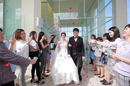 心之芳庭-證婚婚禮紀錄