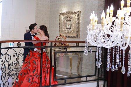富霖華平宴會館-迎娶婚禮紀錄