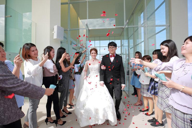 全天婚禮拍照6000元作品