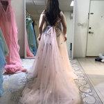 伊頓自助婚紗攝影工作室(桃園中壢店),穿美美婚紗,當幸福新娘