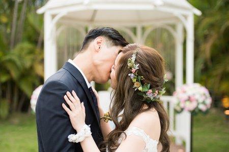 志顯&宜庭結婚誌喜照片