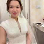 Nico妮可彩妝造型-噴槍底妝,實力強大又親切的Nico老師(婚攝+婚宴)