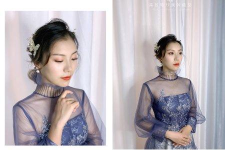 新娘禮服造型