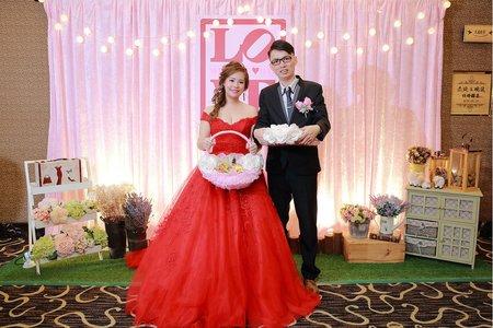 桂田酒店-迎娶婚禮紀錄
