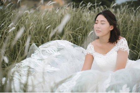 自助婚紗彩妝造型