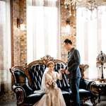 台北法國巴黎婚紗,宜蘭來台北拍照留念很值得