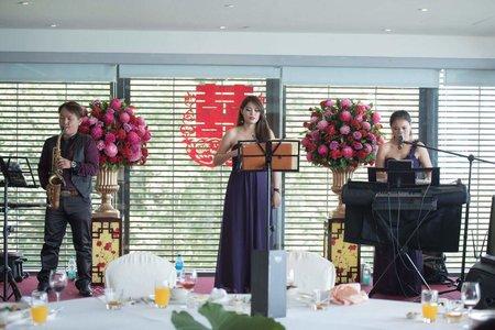 中英雙語主持樂團