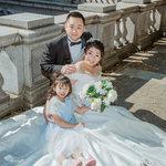 台北法國巴黎婚紗,出呼預料