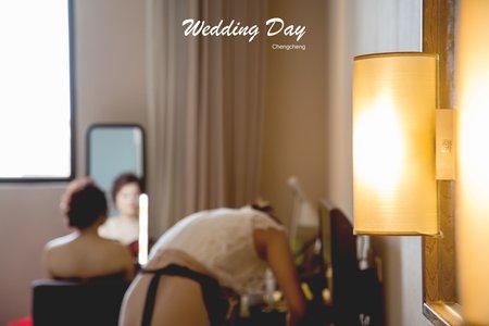 婚禮紀錄 l 蘆洲成旅晶贊 l Weddingday Ray & Cindy