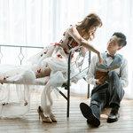 翡麗婚禮台南旗艦店,100分的婚禮,120分的婚紗🥰