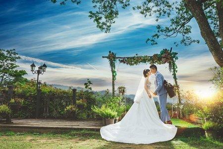 暐聖❤雅琦 | 婚紗照 | 浪漫幸福影像婚紗 | 莫內秘密花園