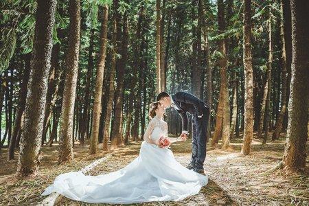 家君❤家淇 | 情侶照 | 浪漫幸福影像婚紗 | 九天黑森林 | 磺溪書院 | 扇形車庫