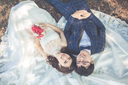 詠恩❤抒蓉 | 婚紗照 | 浪漫幸福影像婚紗 | 暨南大學 | 日月潭