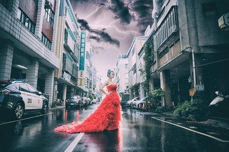 昱臻 | 個人藝術照 | 浪漫幸福影像婚紗 | 棚內 | 街拍
