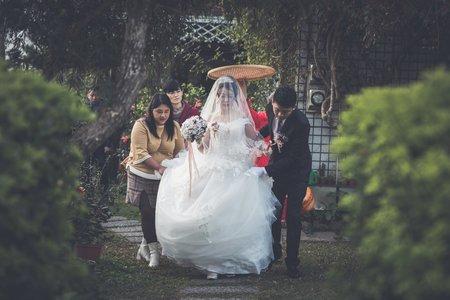 威翔&育菁-婚禮紀錄