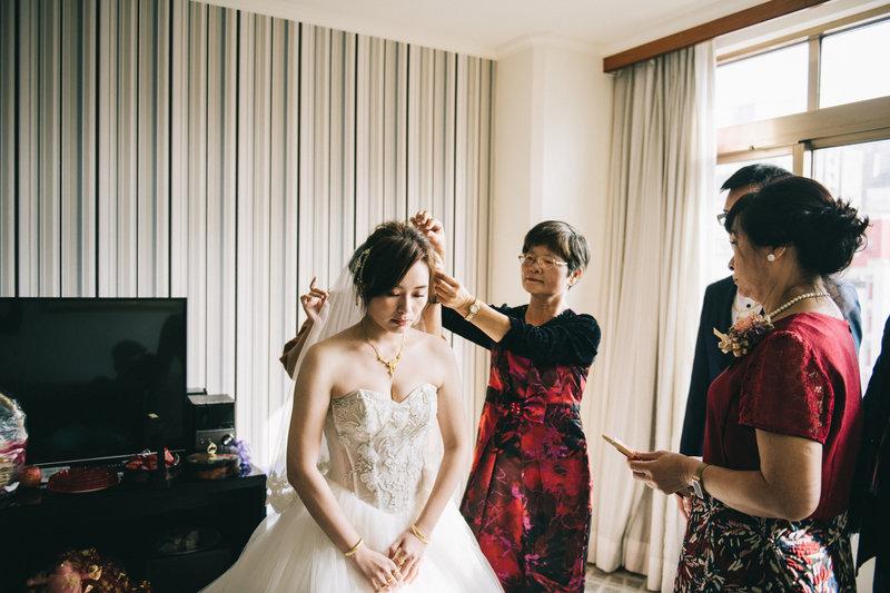 婚禮平面拍攝 - 半天儀式+午宴作品