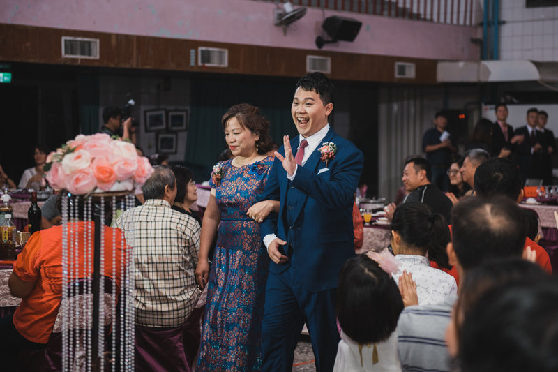 婚禮平面拍攝 - 單宴客作品