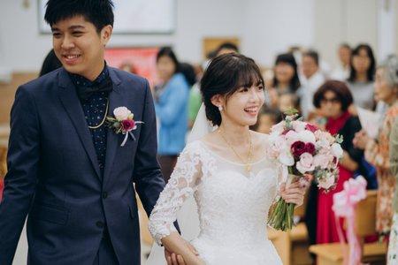 1102教堂婚禮