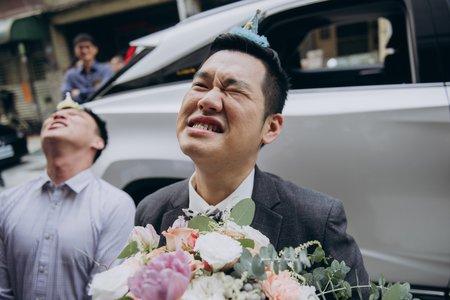 屏東婚禮 - 迎娶 闖關