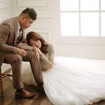 綿谷結婚式-台中店,綿谷的專業讓我有了完美的婚紗照