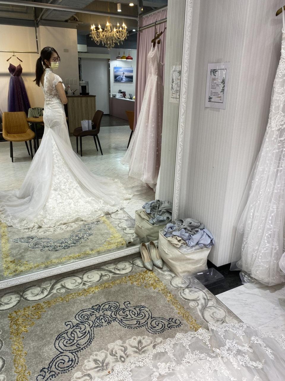伊頓自助婚紗攝影工作室(新北板橋店),大推板橋店沐容諮詢及試穿心得