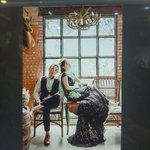 蘇菲雅婚紗社,川川和蓁蓁的婚紗美照